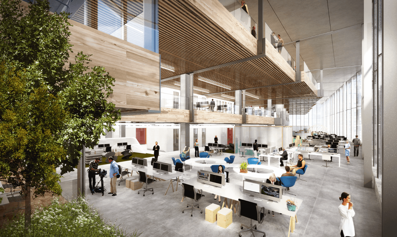 Google Campus Project